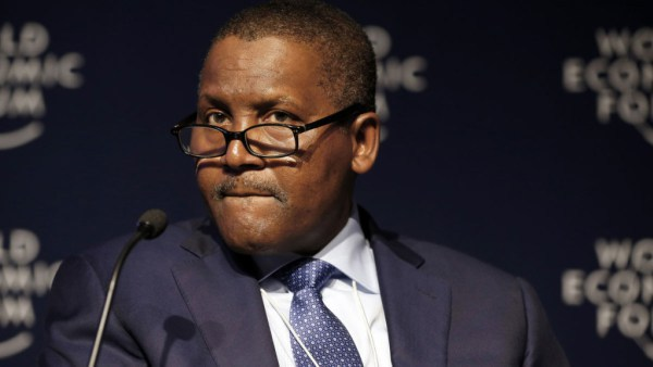 Dangote: Maritime Can Strengthen Nigeria's Economy