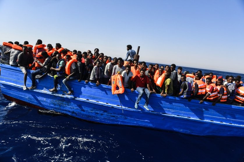 Shipwreck: 150 migrants, mostly Africans feared drowned, off Libyan coast