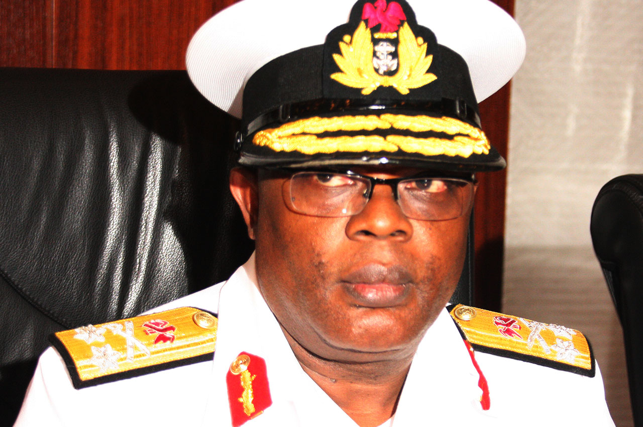 CNS Ibas: Navy destroys 2,287 illegal refineries between 2015 to 2019