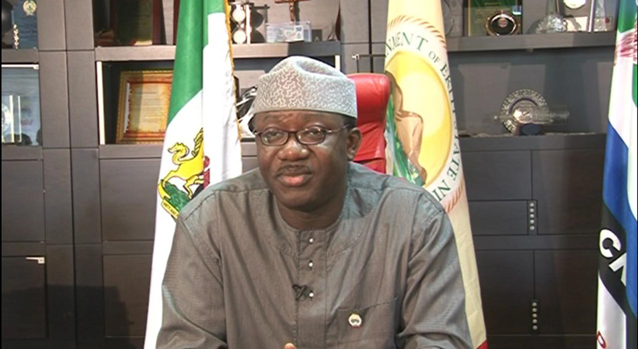 Fire outbreak: Ekiti Govt promises to assist traders