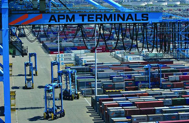 Gender Tilt: APM Terminals Apapa employs 6 female crane operators