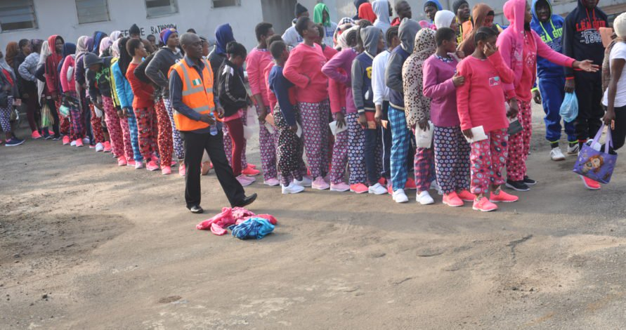 NEMA: 153 Stranded Nigerians return from Libya