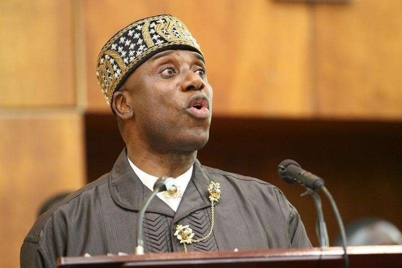 'You are not management'', Amaechi cautions newly inaugurated NPA Board