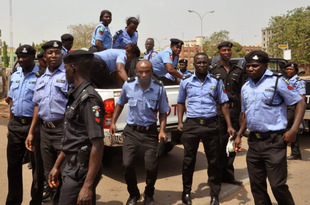 Police parade 13 kidnap suspects of Daura District head