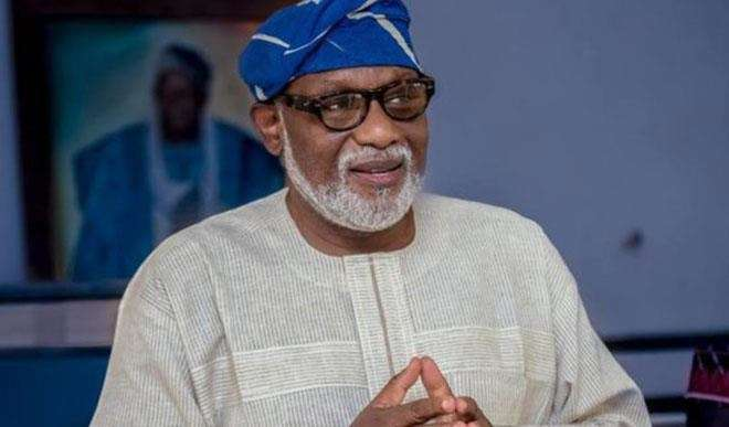 Amotekun: Akeredolu signs bill into law
