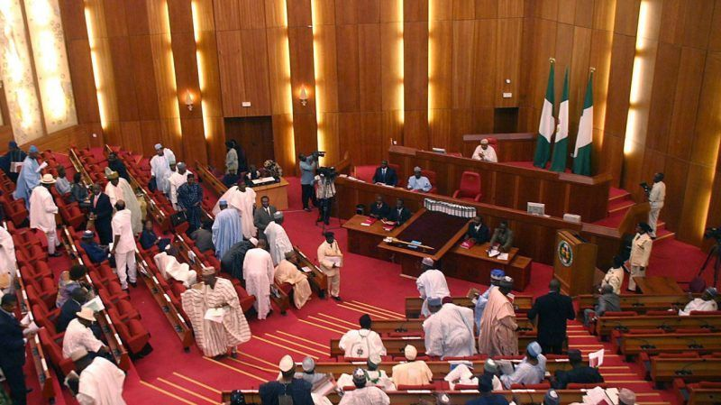 Senate mandates committee to investigate issues on foreign vessels