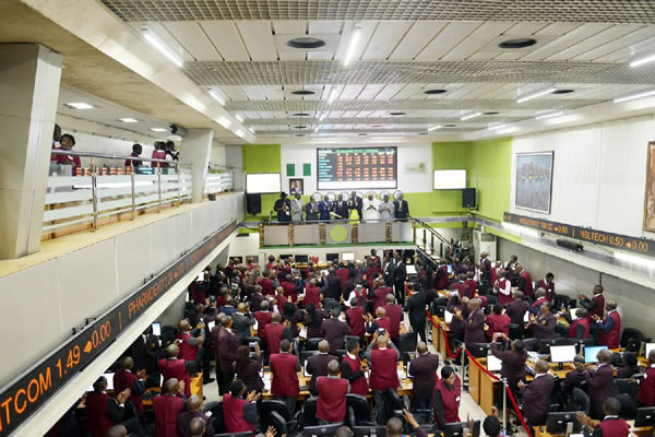 NSE market capitalization rises by N1.38trn on Airtel Africa listing