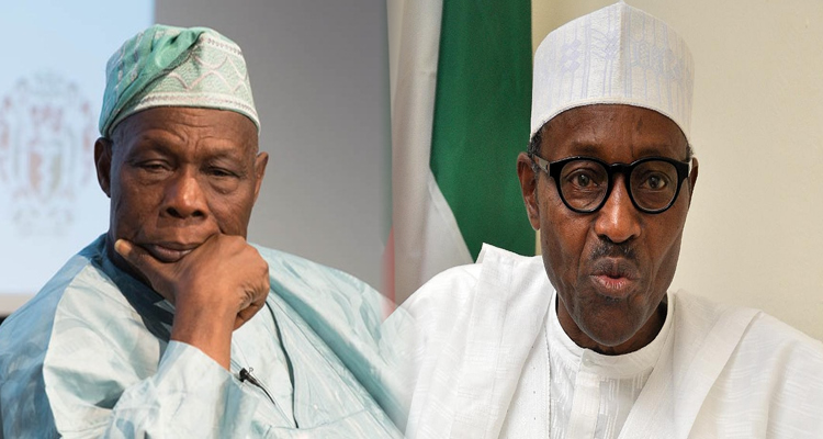 Obasanjo writes Buhari again, calls for national debate on security challenges
