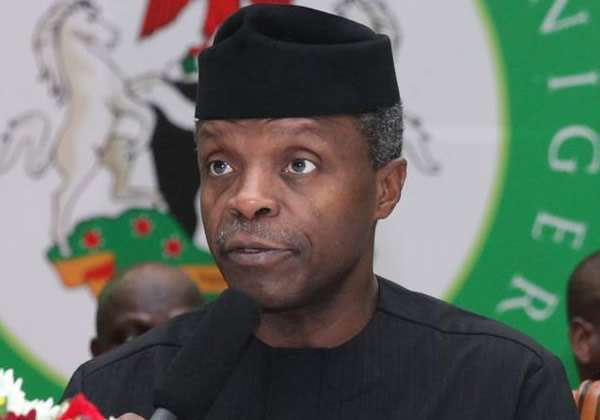 Power sector reforms making steady progress — Osinbajo