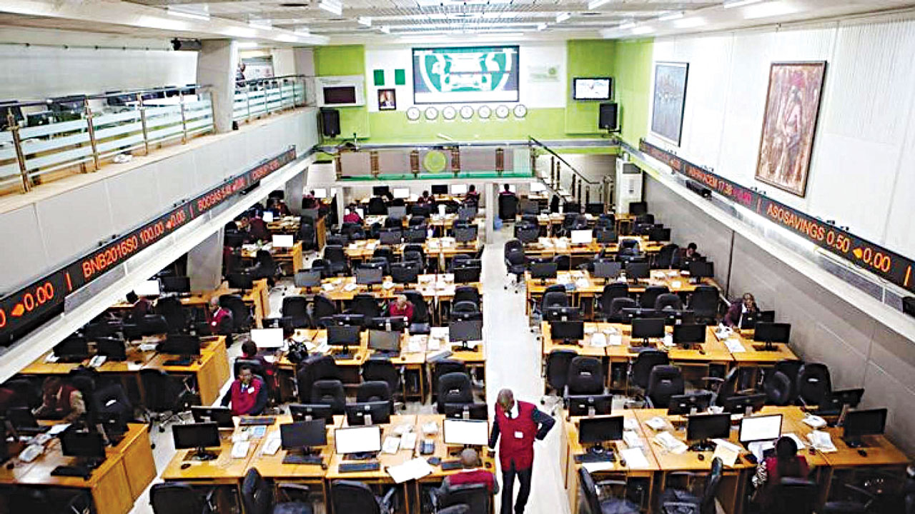 Nigeria equities market open November with 0.24% loss