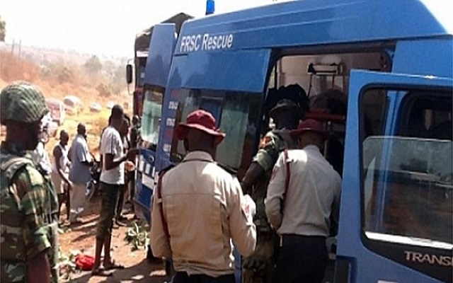 FRSC confirms 6 dead, 17 injured in Anambra accident
