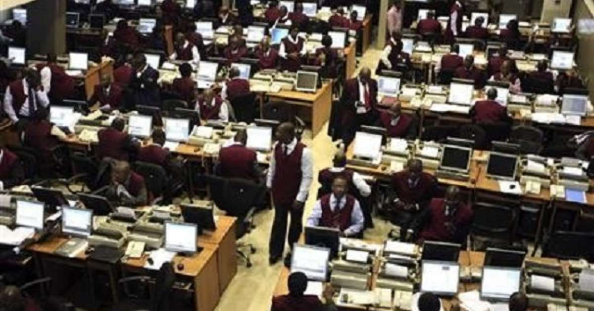 NSE: Trading maintains bearish trend, investors lose N24 billion as indices down by 0.19%