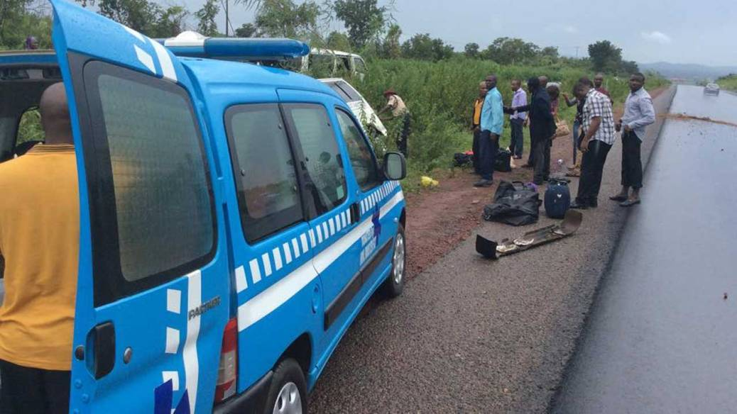 Christmas: Road accident kills 5 again in Niger