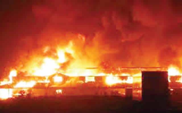 3 die in Kano fire