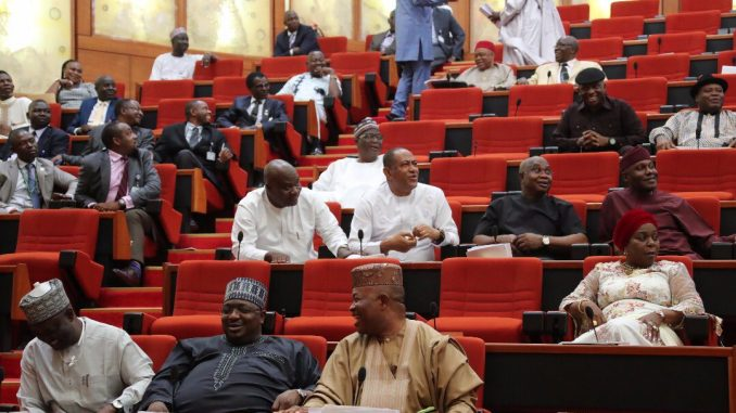 Senate amidst disagreement, commends FG on closure of borders