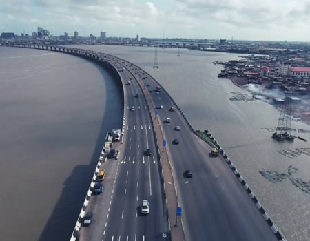 3rd Mainland Bridge: LASG Closes Adekunle -Adeniji axis for 2nd phase repairs
