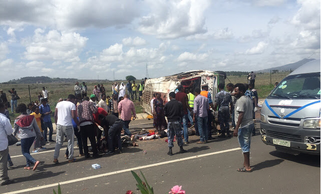 Road crash claims 1 on Lagos-Ibadan highway
