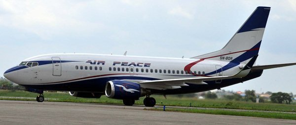 South Africa grants Air Peace rights to operate daily flights