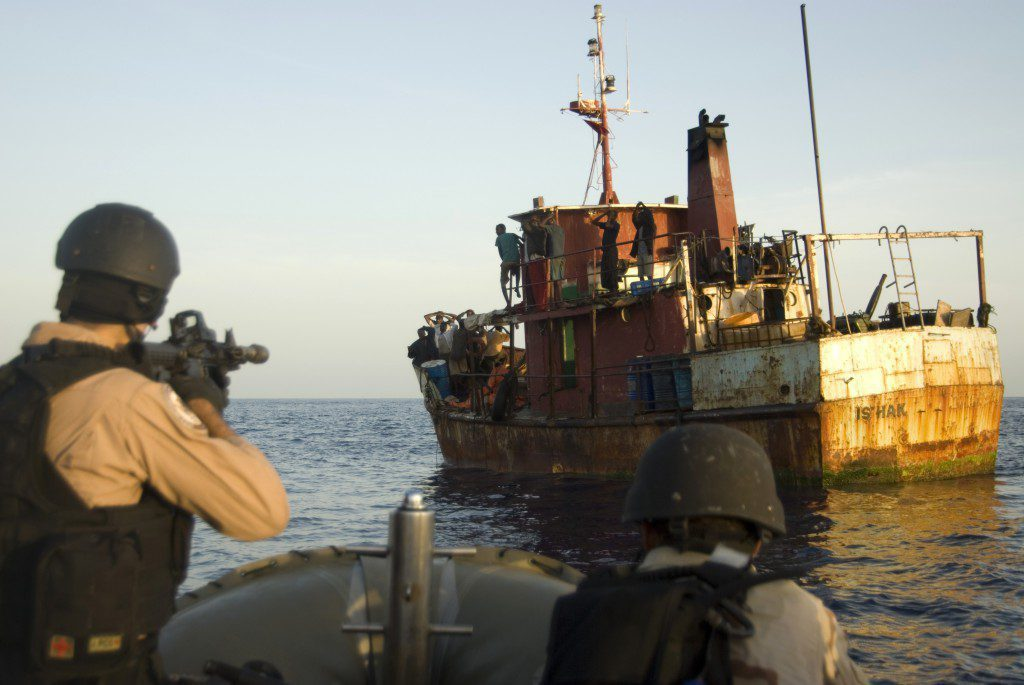 PIRACY RETURNS: 19 Tanker Crew Kidnapped off Nigeria on Tuesday