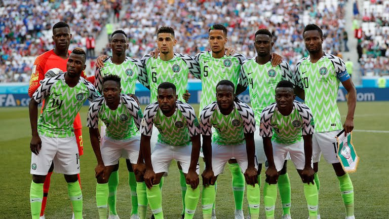 Nigeria still world's 31st in FIFA Ranking.