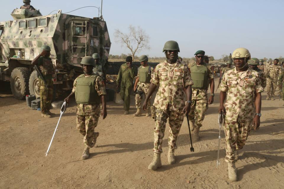 Nigerian military sustains onslaught against terrorists, despite COVID 19 –DHQ