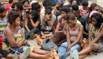 Security agencies pledge synergy in fight against human trafficking