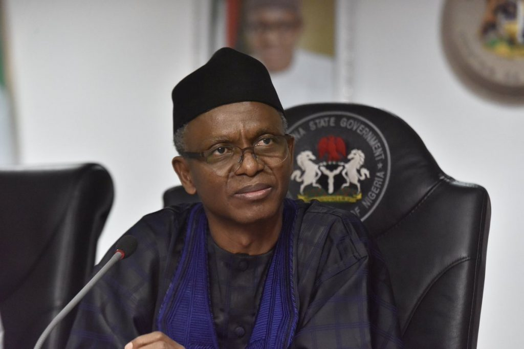 El-Rufai: Kaduna spends N16bn on security in 5 years, despite worsening insecurity