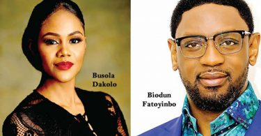 Rape Case: Group lauds Busola Dakolo for seeking redress in court