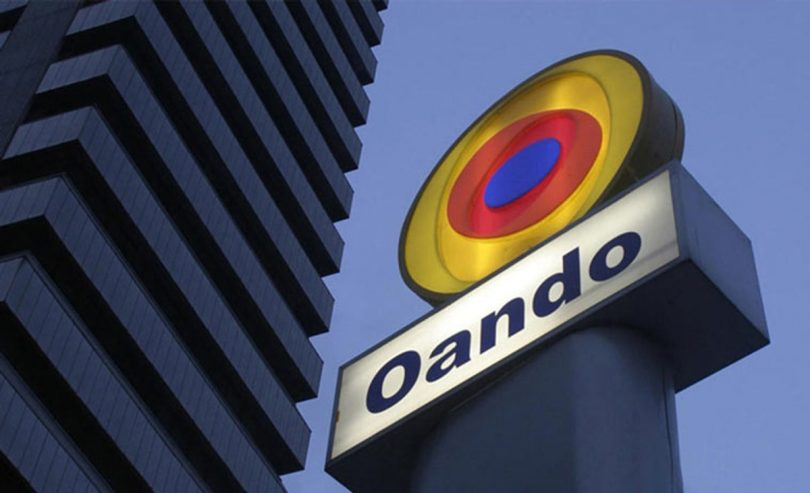 NSE downgrades Oando to low priced stock