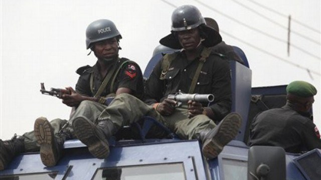 Adamawa police arrest 319 suspects, recover 6 AK 47 rifles, others