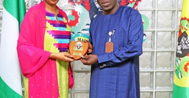 NPA: Hadiza campaigns for NTA patronage, endorses collaboration with the Lagos Network Center