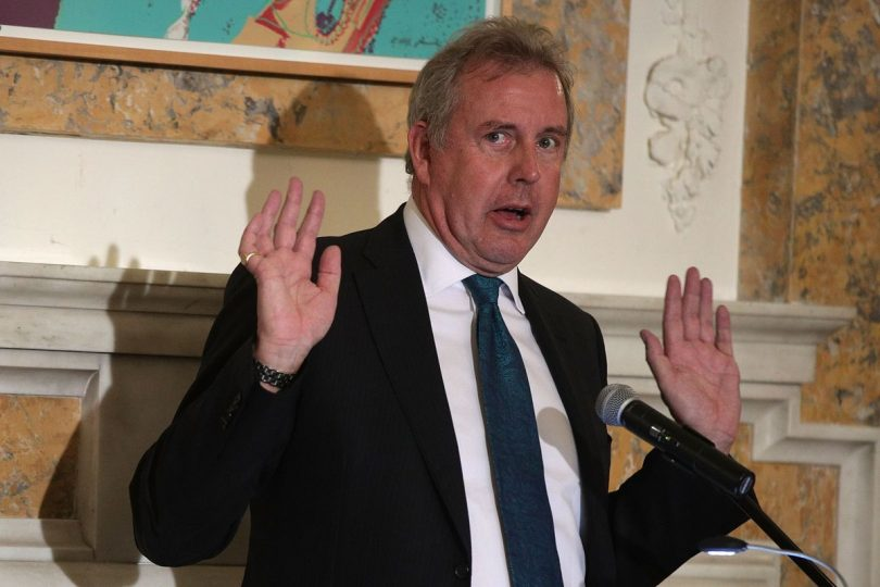 UK ambassador to U.S. resigns after scandal with leaked cables – Foreign Office