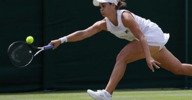 World number one, Barty booted out of Wimbledon