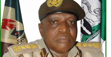 Abeshi, former NIS boss, becomes first Amba traditional ruler