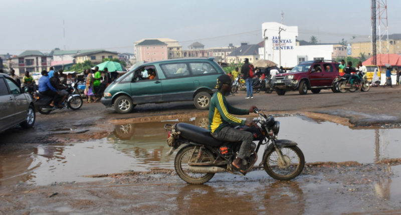 BADAGRY: Bad road takes toll on Tourism
