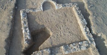 Ancient mosque discovered in Israeli desert during excavations