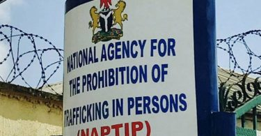 ALARM BLOW: NAPTIP arrests 6 suspected human traffickers in Edo State