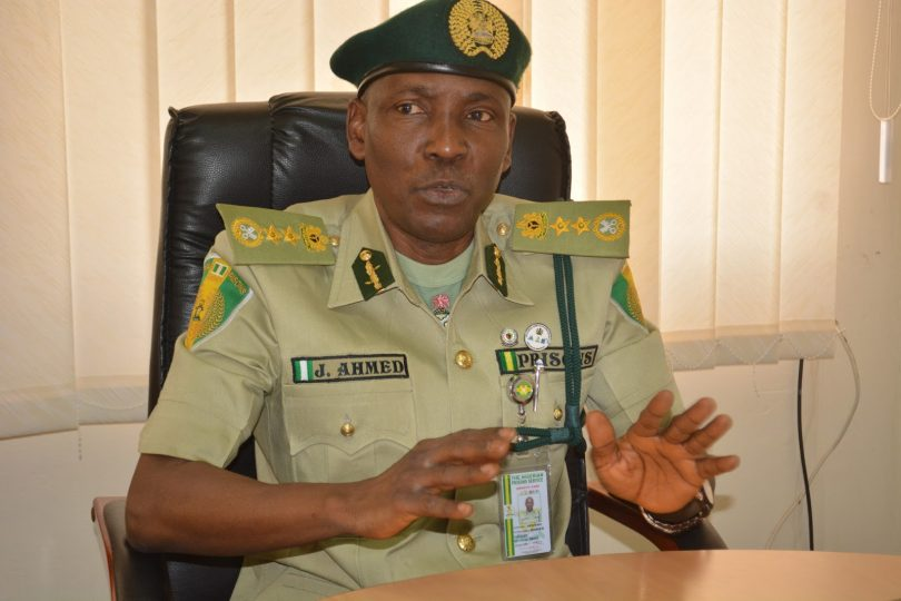 FG extends Nigeria Prisons boss tenure by one year