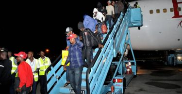 163 more stranded Nigerians return from Libya