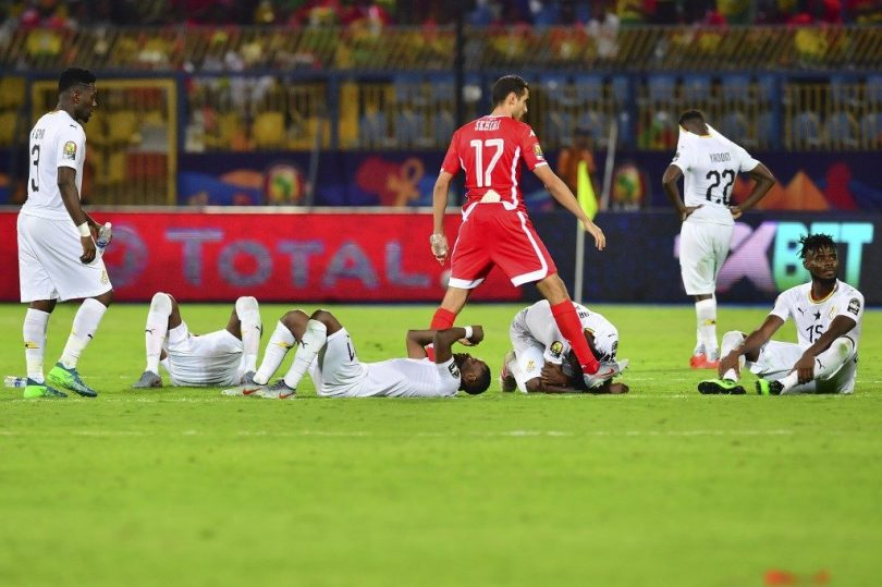 Tunisia truncates Madagascar's AFCON dream, with 3-0 quarter-final win