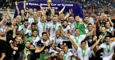 Algeria win 2019 AFCON with early goal over Senegal
