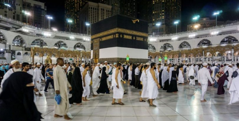 Hajj 2019: 2m Muslims approach Holy site in Saudi Arabia