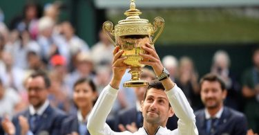 Djokovic beats Federer in Wimbledon epic to win fifth title