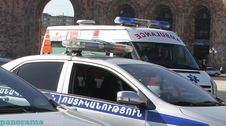 Car accident kills 8 in southern Azerbaijan