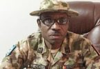 Newly promoted Lt.-Gen. Adeosun remains Army Chief of Training & Operations – Army Hqtrs