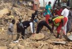 Jos Building Collapse: NEMA confirms 14 dead, 4 injured