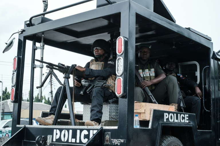 Okeke: Police arrests suspected armed robber who operate in military uniform