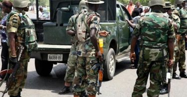 Army dismisses 3 soldiers in Borno over Kidnapping