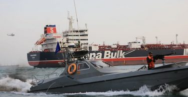 Iran claims it has seized third oil tanker in Gulf as tensions with US rise