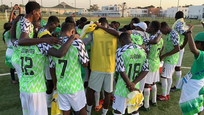 African Games: Flying Eagles hold Morocco to 2-2 draw, book semifinal berth